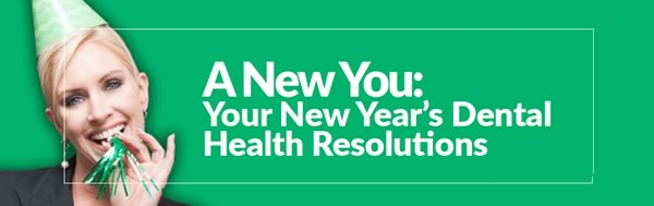 Dental Resolutions in new year