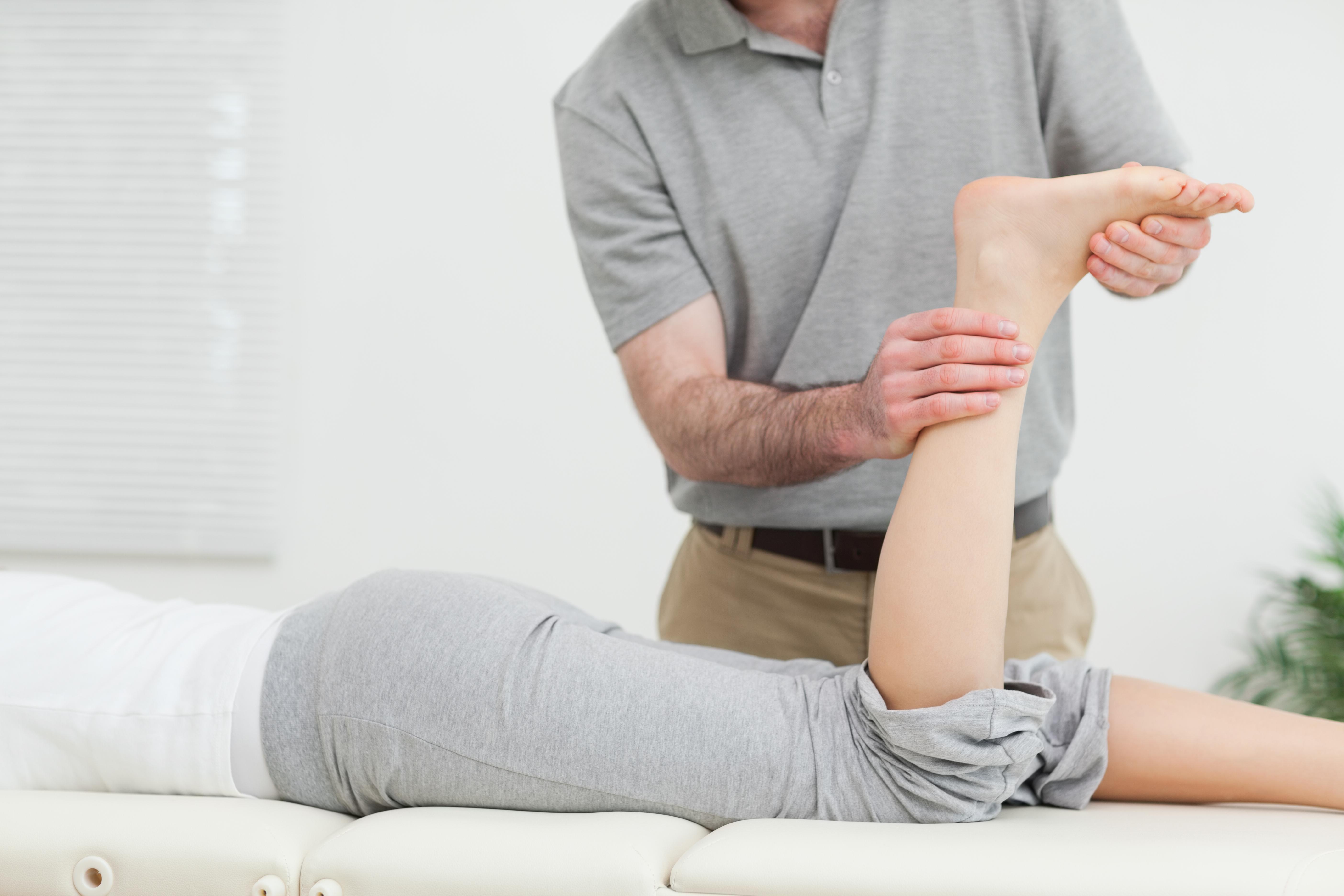 massage for Achilles Tendonitis