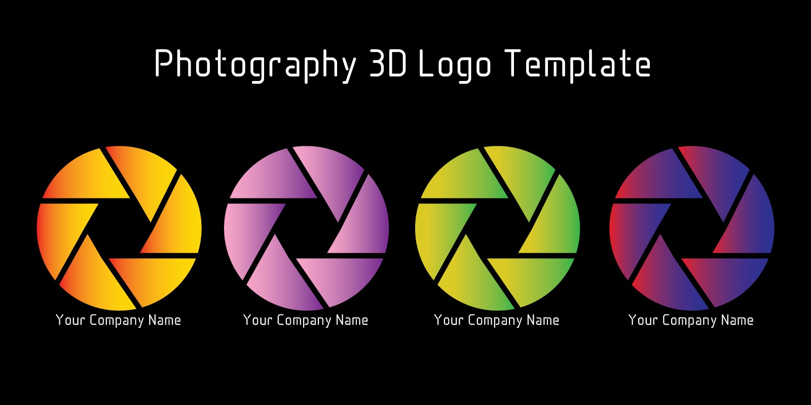 Where to find the best 3D logo templates?